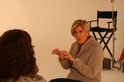 Talking Money With Suze Orman