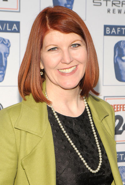 Naked, With Kate Flannery