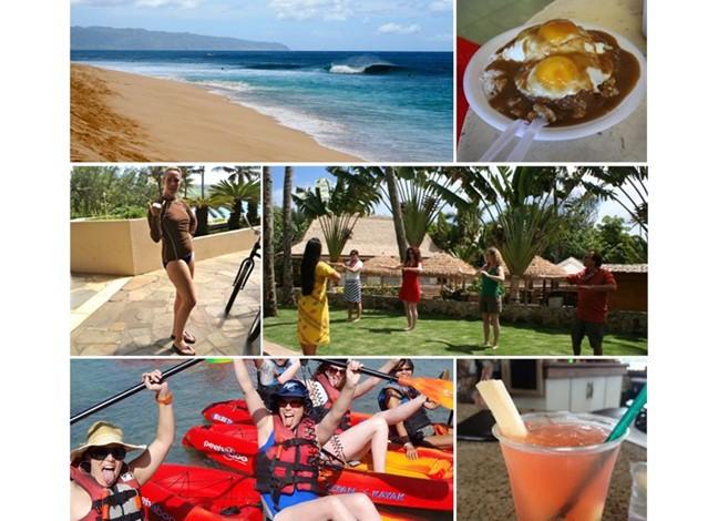 Oahu Press Trip Photo Outtakes