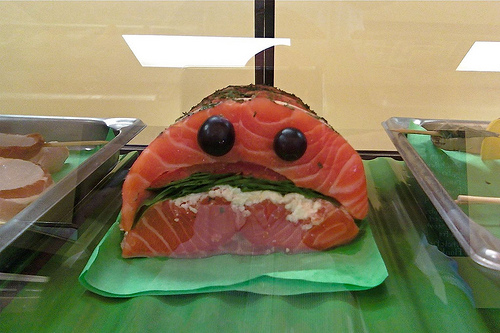 The Salmon of Regret