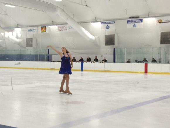 lexi skating