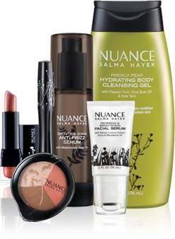 Skincare Product Review: Nuance by Salma Hayek