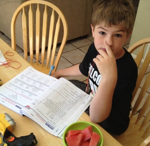 Wordless Wednesday: Summer Vacation Wrap-Up