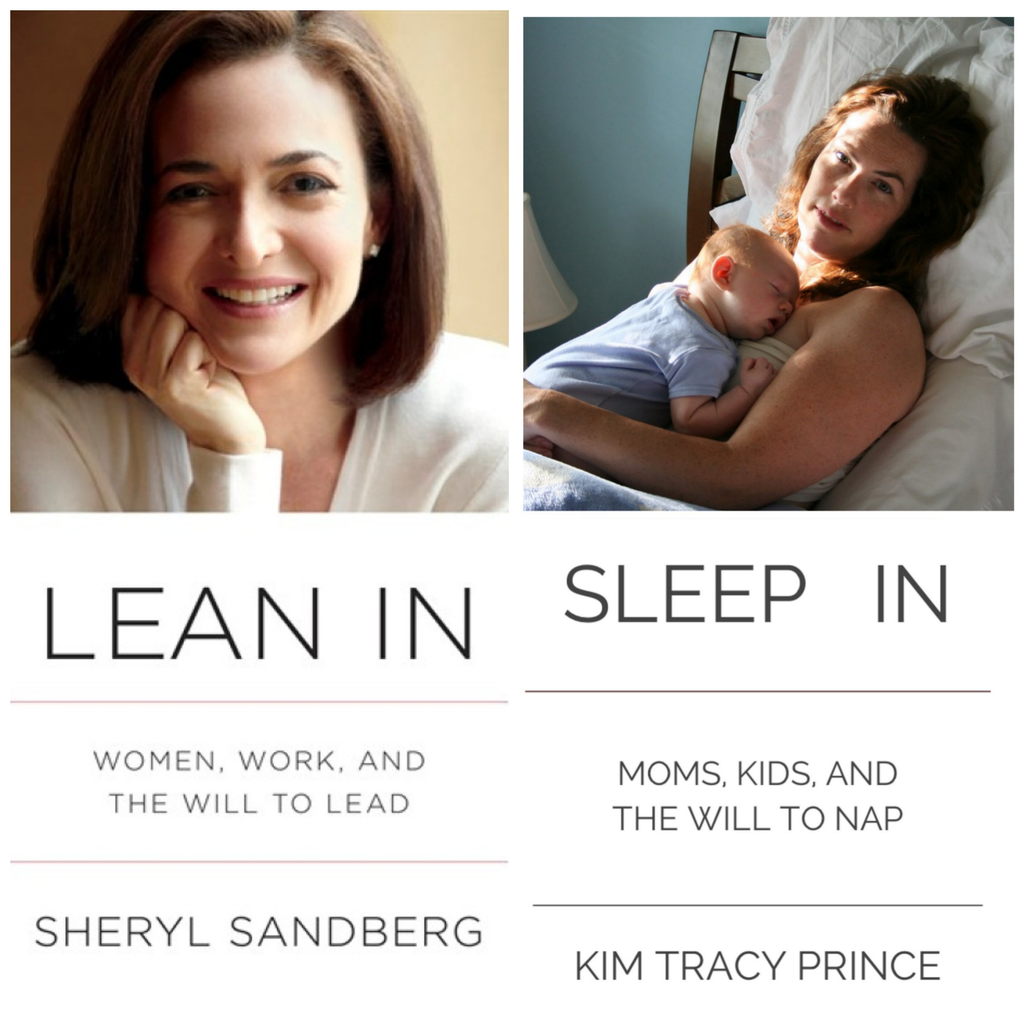 "Sleep In: My Reaction to Sheryl Sandberg's ""Lean In ...