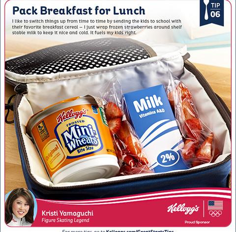 Breakfast For Lunch!