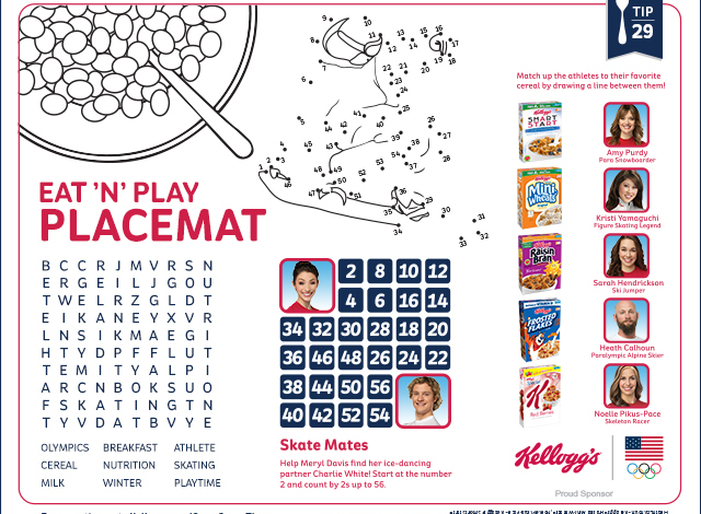 Coming Soon – Tips for a Great Start with Team Kellogg's