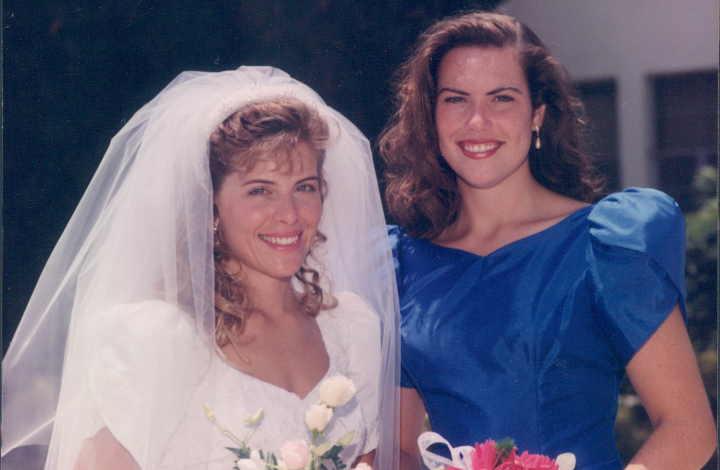 Flashback Friday: My First Wedding