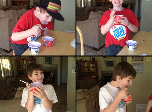 Yoplait Greek Yogurt #Taste-Off