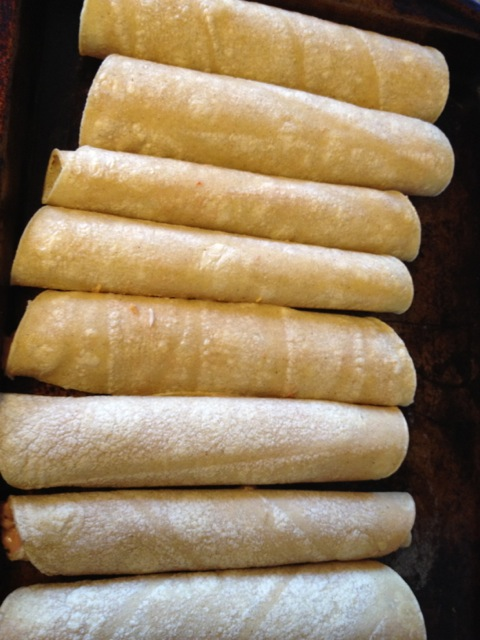 taquitos on pan #shop