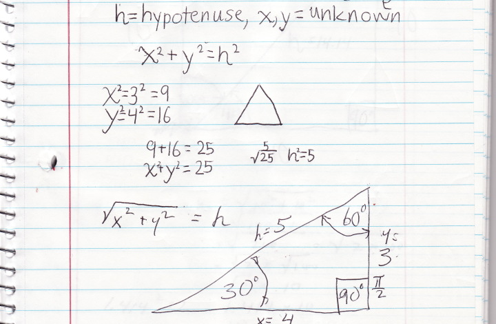 Just For Fun: Pythagorean's Therom