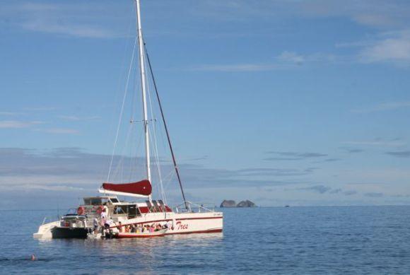 catamaran ocean