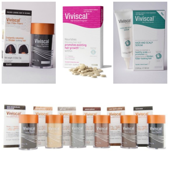 Viviscal products