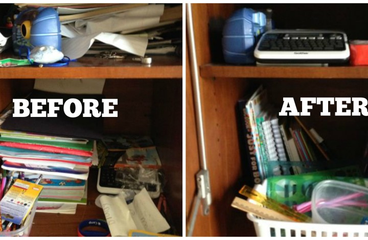Why Cleaning a Closet Gives Me a False Sense of Control and That's Okay