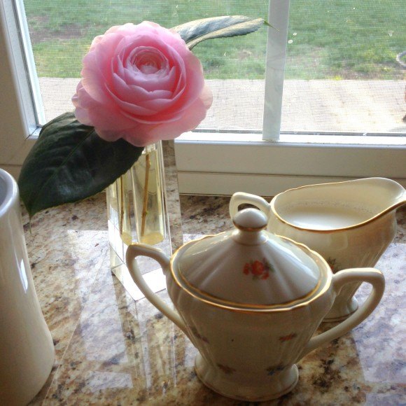 china coffee creamer and sugar bowl