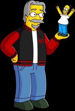 Fan Mail for Matt Groening