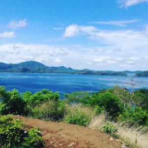 Costa Rica hiking view