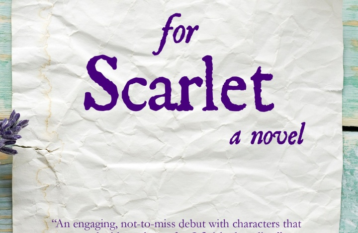 Letters For Scarlet by Julie C. Gardner: Book Review