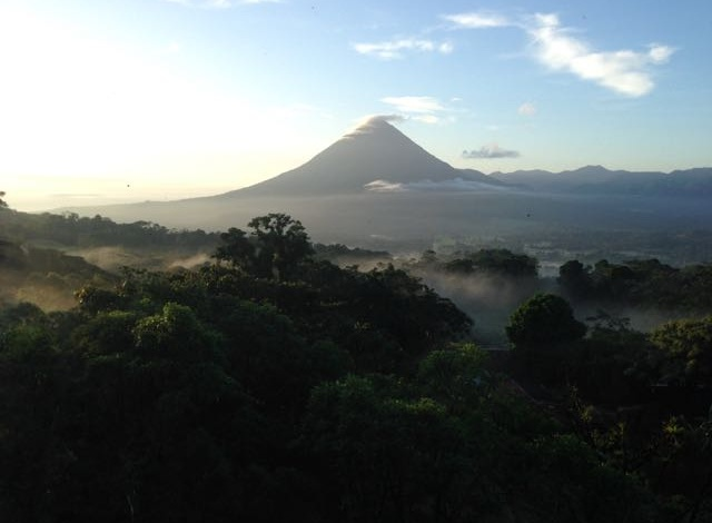 Costa Rica Vacation – Part 2, Arenal Lodge